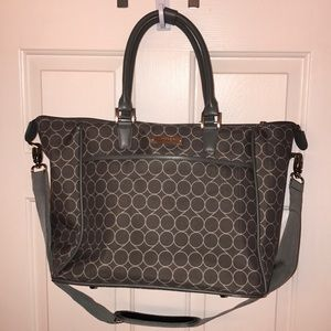 Nine West Laptop Travel Tote
